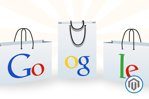 magento en google shopping